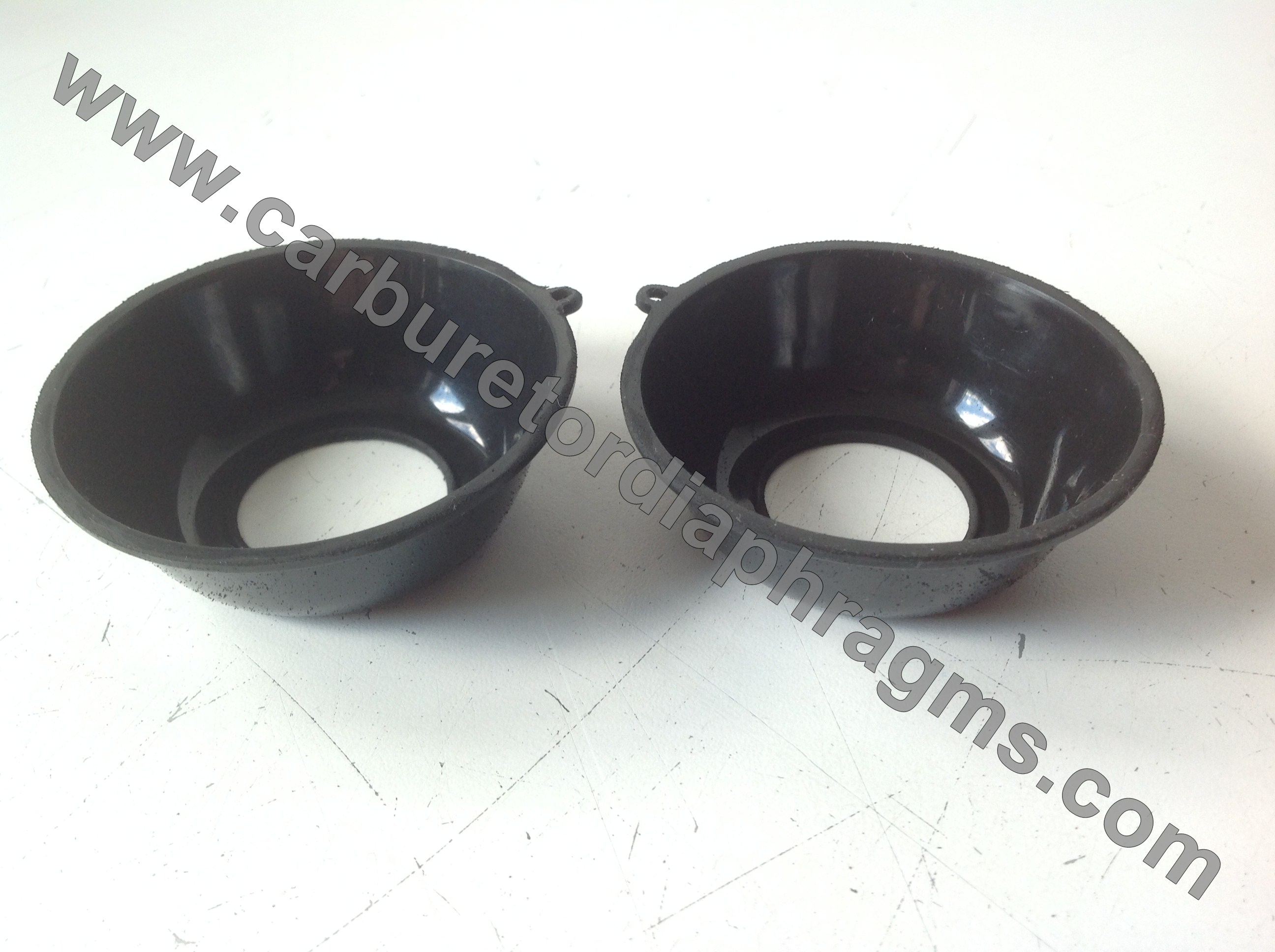 C/·T/·S Kit Guarnizione e diaframma per carburatore Tillotson DG-10HS per Husqvarna K950 Partner K650 K700 K850 K1200 Confezione da 2